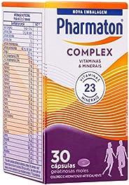 Multivitamínico Pharmaton Complex, 30 cápsulas