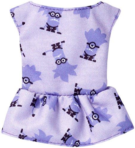 Barbie Despicable Me Lavender Top Fashion Pack
