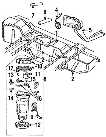 Tank Car Diagram