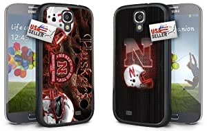 Nebraska Cornhuskers Hard Case TWO PACK for Samsung S5