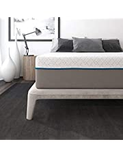 """Save on Signature Sleep Flex 12"""""""" Charcoal Gel Memory Foam, Queen and more"""
