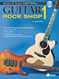 Belwin's 21st Century Guitar Rock Shop 1: The Most Complete Guitar Course Available, Book & CD (Belwin's 21st Century Guitar Course)