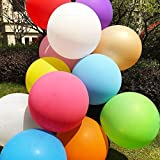 GuassLee Giant balloons 36-Inch Big Balloons - 7 Pack Assorted color
