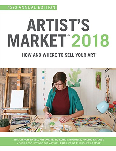 Pdf Reference Artist's Market 2018: How and Where to Sell Your Art