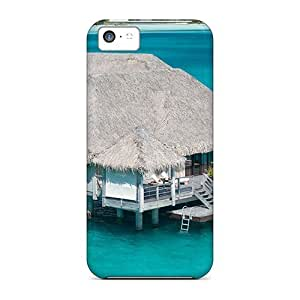 Water Bungalow Bora Bora St Regis Hotel Awesome High Quality Iphone 5c Case Skin