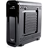Arris SURFboard SB6121 DOCSIS 3.0 Cable Modem (Black, 5.2 by 5.2-Inch) Certified Refurbished