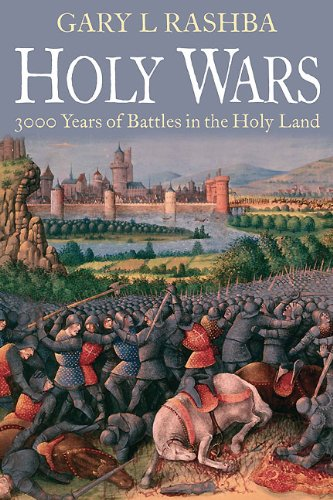 Holy Wars: 3000 Years of Battles in the Holy Land cover