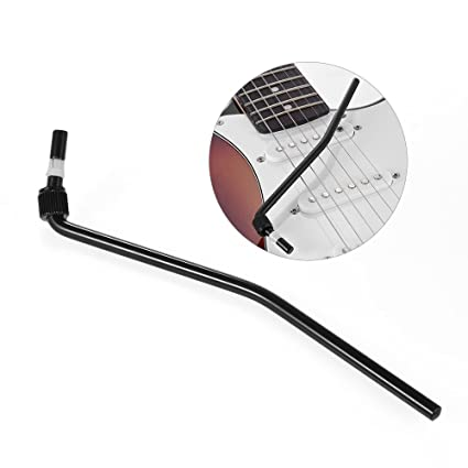 ammoon Guitarra Eléctrica Trémolo Trem Vibrato Brazo Whammy Bar manivela Palanca para Floyd Rose puente System