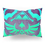 Society6 Zelda Shield Pillow Sham Standard (20'' x 26'') Set of 2