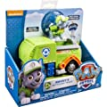 Paw Patrol - Rocky's Recycling Truck works with Paw Patroller
