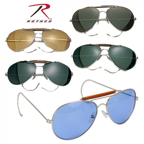 Aviator Sunglasses, Smoke - Glasses Avaiator