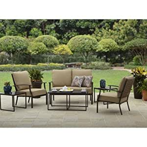 Patio furniture dining sets better homes and Better homes and gardens patio furniture
