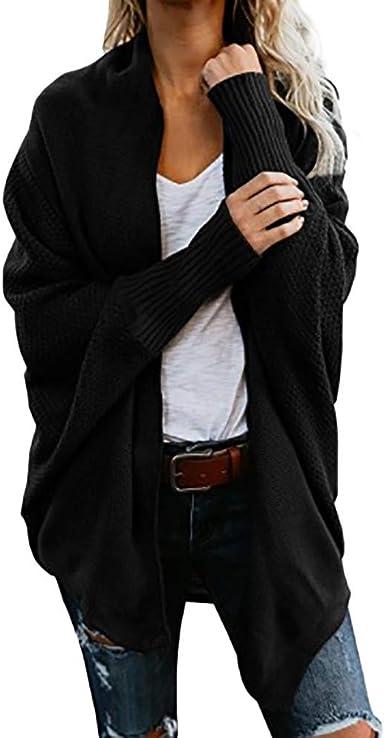 chaqueta punto mujer casual