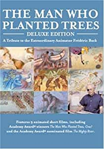 The Man Who Planted Trees DVD Box Set - Nine Animated Classics by Frederic Back