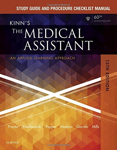 Study Guide and Procedure Checklist Manual for Kinn
