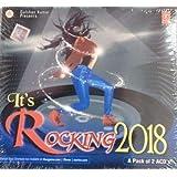 It's Rocking 2018 Hindi Audio CD - 2 CD Set ~ Songs from Baaghi 2, Padmaavat, Sanju, Sonu ke Titu ki Sweety