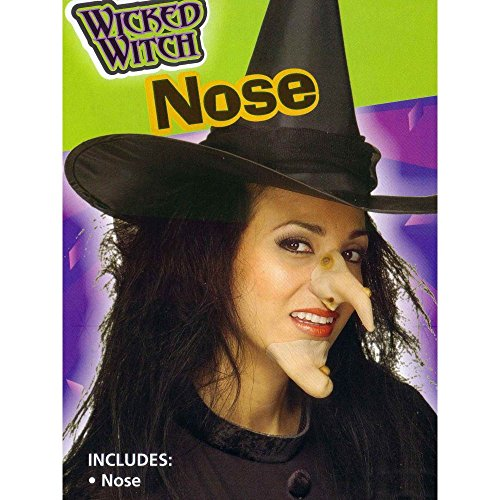 Pointy Nose Costume (Wicked Witch Nose)