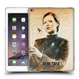 Official Star Trek Discovery T'Kuvma Grunge Characters Soft Gel Case for iPad Air 2 (2014)