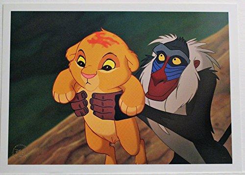 - Disney Lithograph Art Print 10
