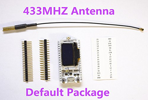 Heltec Automation ESP32 Chip Not Module WIFI Bluetooth Lora