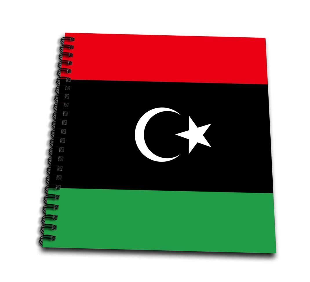 Amazon Com 3drose Db 158357 1 Flag Of Libya Libyan African Country