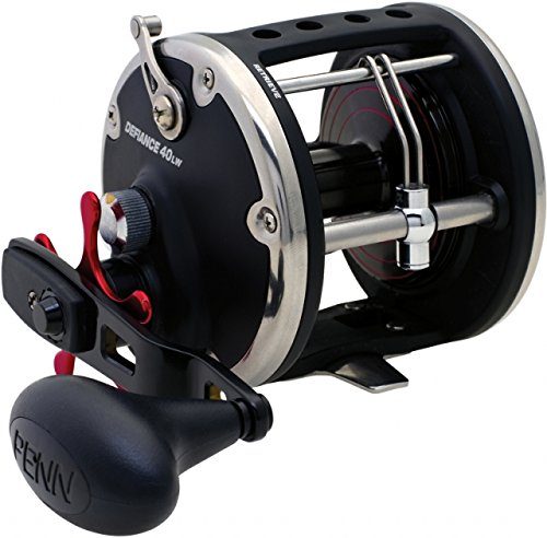 Penn Defiance Conventional 40 Fishing Reel, Right