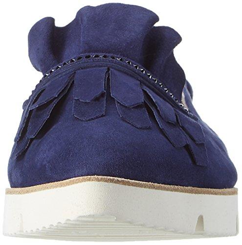 93130 X und Black Schmenger Weiss Women's Blau Pia Sohle Kennel Mare Schuhmanufaktur Loafers YnUpXYB
