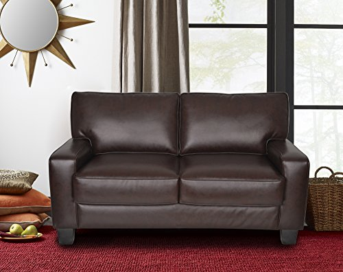 Serta UPH100001 Palisades, Loveseat, Essex - Loveseat Office Leather