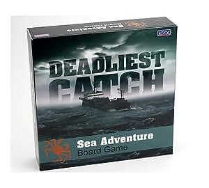 Deadliest Catch Board Game