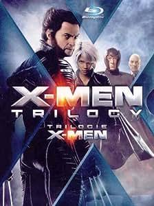 X-Men Trilogy [Blu-ray] (Bilingual)