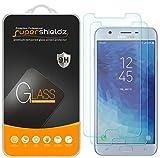 samsung galaxy star 2 (2 Pack) Supershieldz for Samsung (Galaxy J7 Star) Tempered Glass Screen Protector, Anti Scratch, Bubble Free