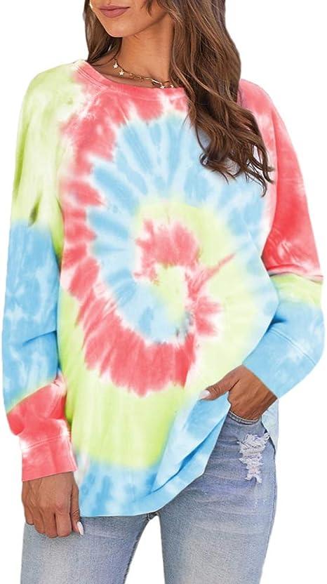 FACAI Suéter Largo para Mujer Primavera Y Otoño Casual ...