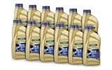 RAVENOL J1C1003 SAE 75W Manual Transmission Fluid - MTF-3 Full Synthetic (1L, Case of 12)