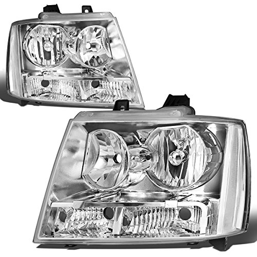 07 tahoe headlight assembly - 5