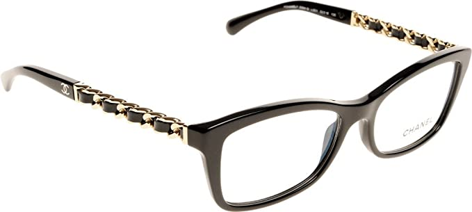 207b4ec6bfbe0 Chanel - Monture de lunettes - Femme  Amazon.fr  Vêtements et ...