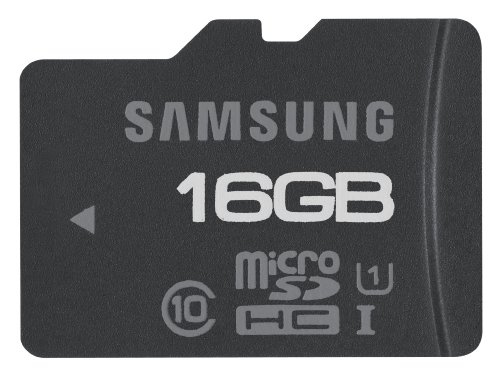 samsung 16gb pro micro sdhc - 8