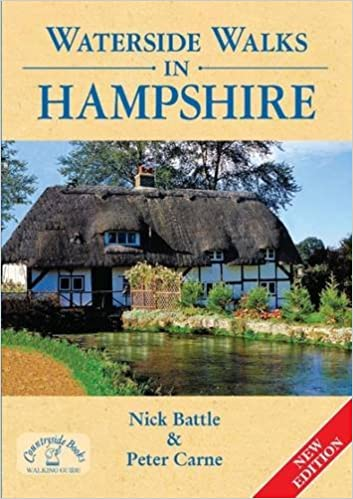 Counties Walking Guidebook (Hampshire)