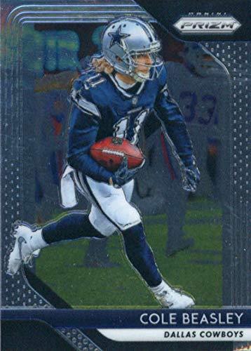 2018 Panini Prizm #200 Cole Beasley Cowboys NFL Football Card NM-MT