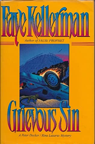 book cover of Grievous Sin