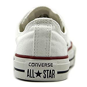 Converse Chuck Taylor All Star Ox Optic White Unisex Style Sneakers by Converse