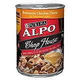 Purina ALPO Gravy Wet Dog Food; Chop House Rotisse...