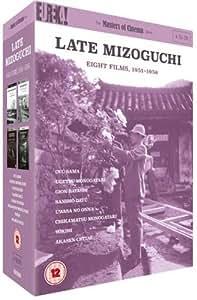 Late Mizoguchi - Eight Films 1951-1956 [Masters of Cinema] [DVD] [Reino Unido]