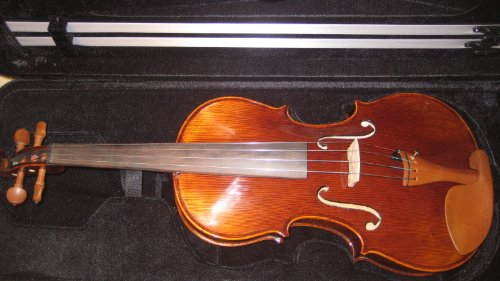 Advanced Viola, Outstanding Varnish & Tonality, 15.5'' by Vio Music