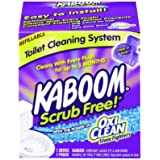"Church And Dwight 35113 ""kaboom"" Scrub Free Toilet Cleaning System (Pack of 2)"