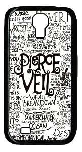 CreateDesigned Custom Phone Cases Pierce the Veil Cover Case for Samsung Galaxy S4 I9500 S4CD00501