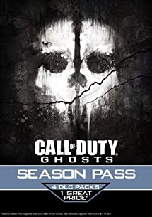 Call of Duty Ghosts: Season Pass - PS3/ PS4 [Digital Code]