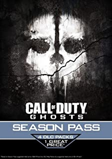 Call Of Duty Ghosts: Season Pass (Cross Buy) - PS4 / PS3 [Digital Code] (B00GMPJHJM) | Amazon price tracker / tracking, Amazon price history charts, Amazon price watches, Amazon price drop alerts