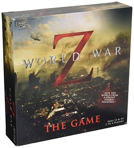 World War Z Board Game (Best War Strategy Games Ps4)