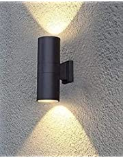 External wall up-down black pipe appliqué , 2725613724058