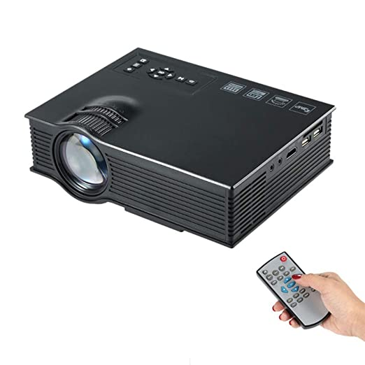 ZCCZ Uc40 Proyector HD 1080P Android Ordenador Apple ...